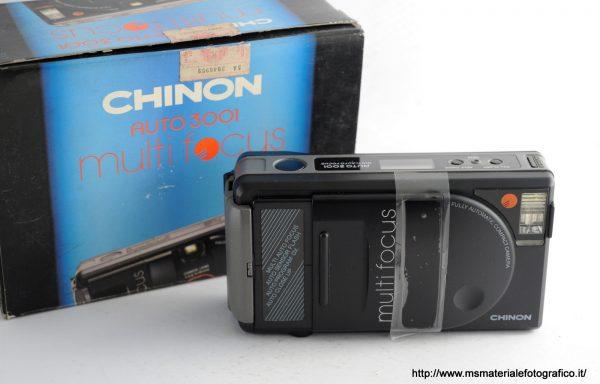 Fotocamera Chinon Auto 3001