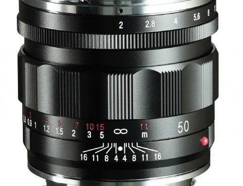 Obiettivo Voigtlander 50mm f/2 Apo-Lanthar VM