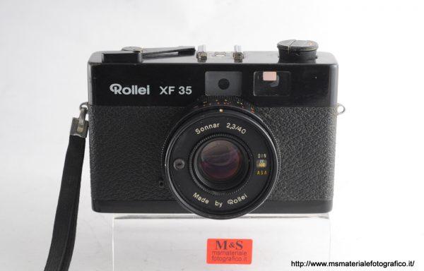 Fotocamera Rollei XF 35