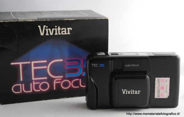 Fotocamera Vivitar TEC 35