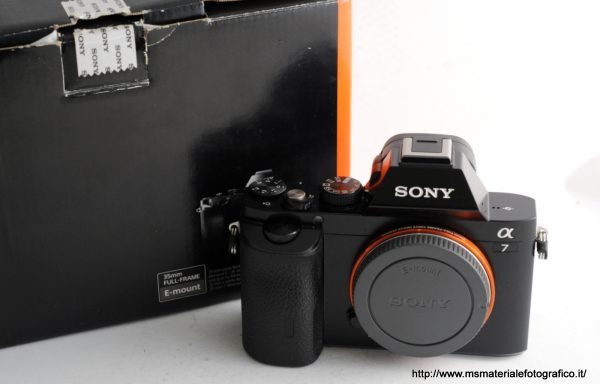 Fotocamera Sony Alpha 7