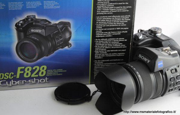 Fotocamera Sony Cyber Shot DSC-F828
