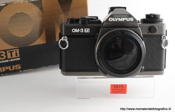 Fotocamera Olympus OM-3 Ti