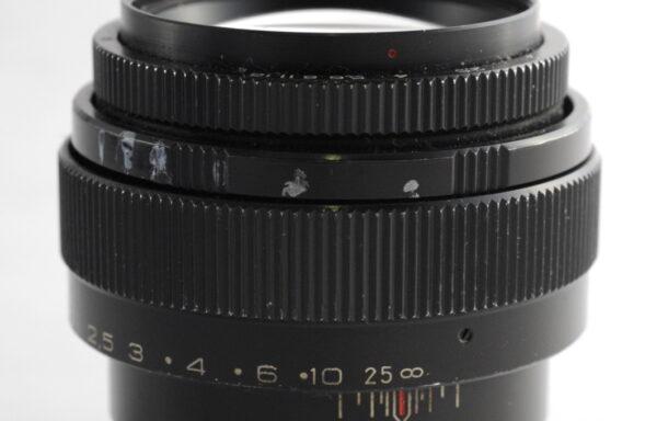 Obiettivo Jupiter-9 85mm f/2 M42