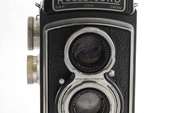 Fotocamera Rolleicord IV Xenar