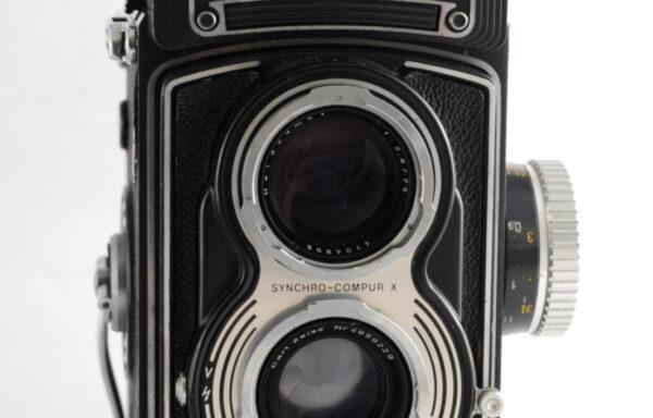 Fotocamera Rolleiflex T K8T2
