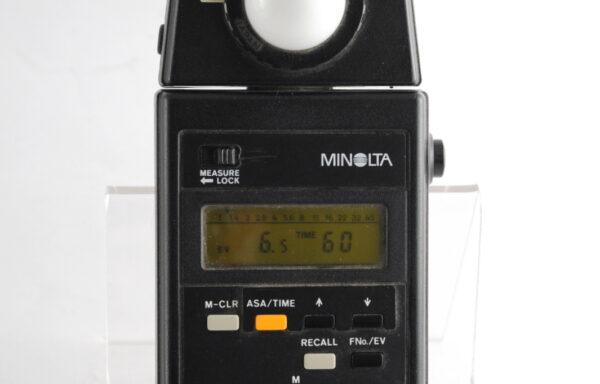 Esposimetro Minolta Auto Meter III