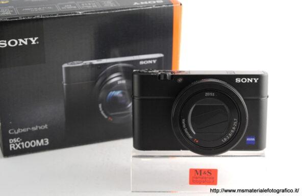 Fotocamera Sony Cyber Shot DSC-RX100M3