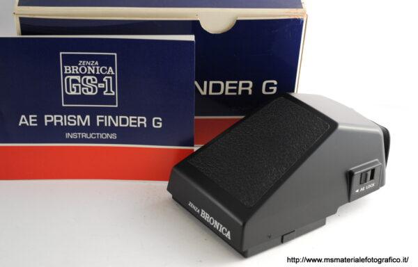 Zenza Bronica GS-1 AE Prism Finder G