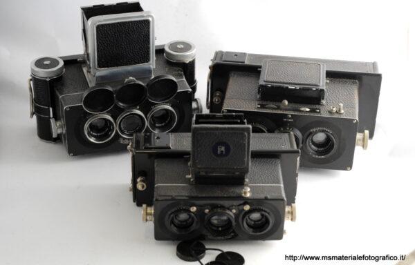 Lotto Fotocamere Heidoscop + Rolleidoscop