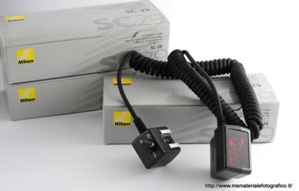 Nikon TTL Remote Cord SC-29