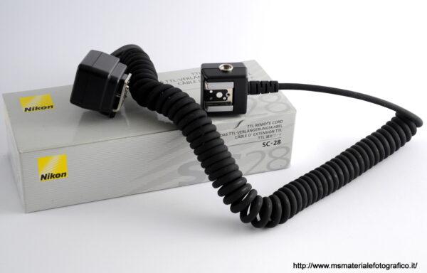 Nikon TTL Remote Cord SC-28