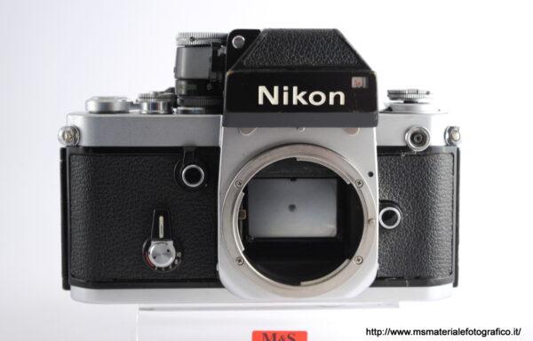 Fotocamera Nikon F2 Photomic Silver