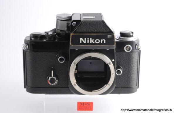 Fotocamera Nikon F2 Photomic Black