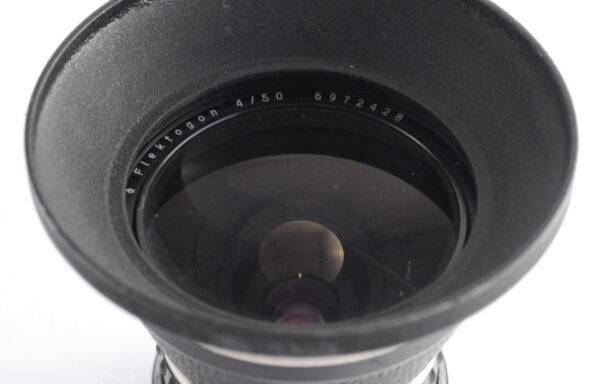 Obiettivo Carl Zeiss Jena Flektogon 50mm f/4 per Pentacon e Kiev 60