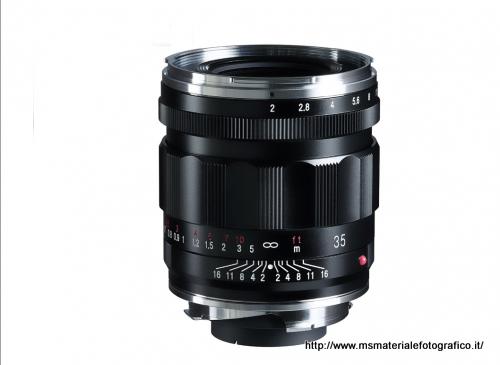 Obiettivo Voigtlander Apo Lanthar 35mm f/2 VM