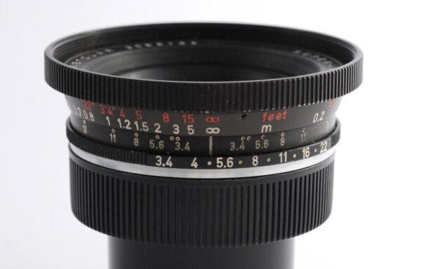 Obiettivo Leica R Super Angulon 21mm f/3,4
