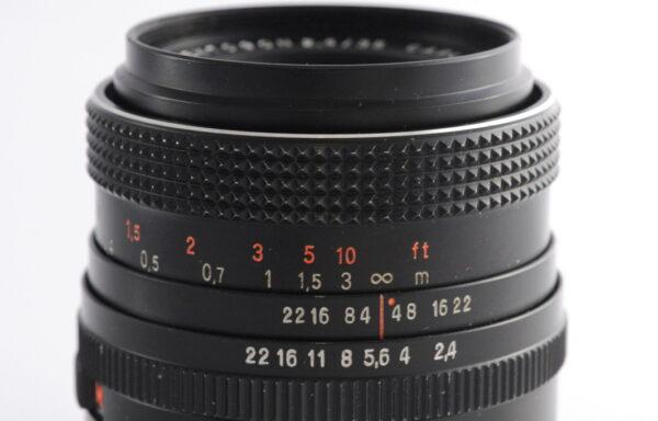 Obiettivo Carl Zeiss Jena MC Flektogon 35mm f/2,4 M42
