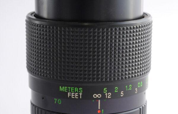 Obiettivo Centon MC 28-70mm f/3,5-4,5 per Minolta MD