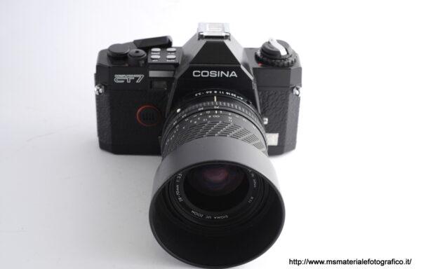 Kit Fotocamera Cosina CT7 + Obiettivo Sigma 28-70mm f/3,5-4,5