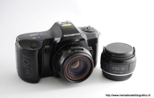 Kit Fotocamera Olympus OM 101