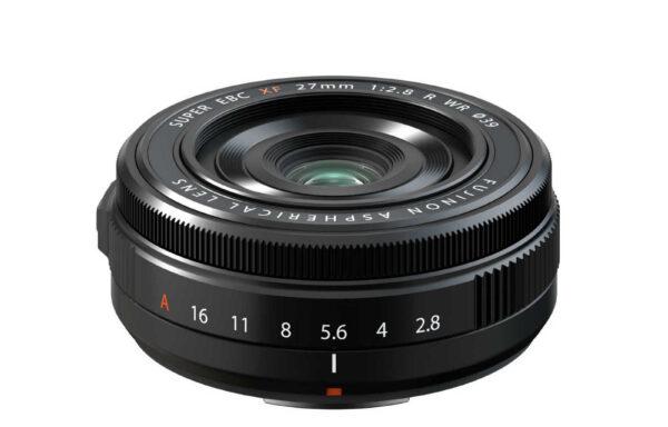 Obiettivo Fujifilm XF 27mm f/2.8 R WR