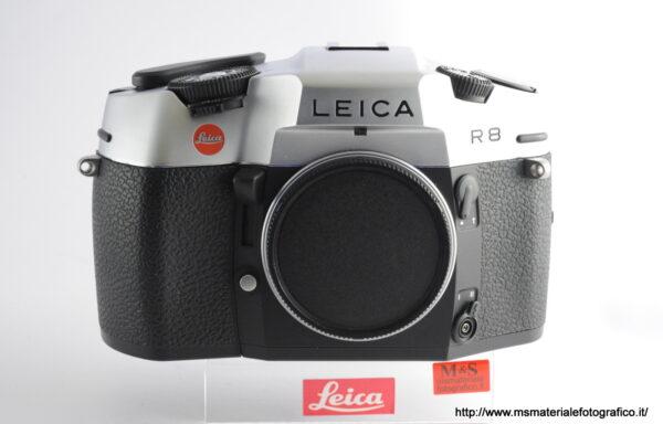Fotocamera Leica R8 Silver
