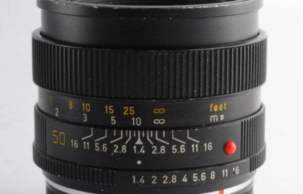 Obiettivo Leica R Summilux 50mm f/1,4