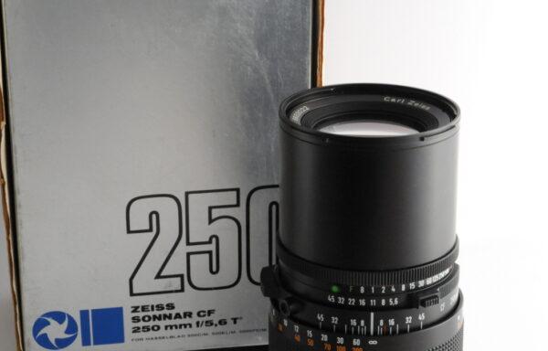 Obiettivo Hasselblad Sonnar CF 250mm f/5,6 T*