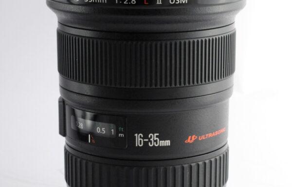 Obiettivo Canon EF 16-35mm f/2,8 L II USM