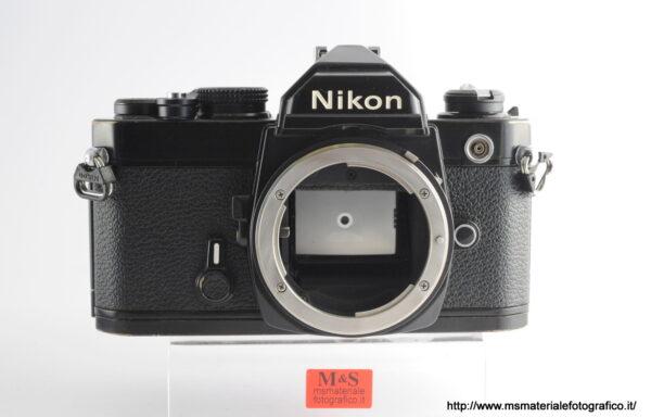 Fotocamera Nikon FM Black