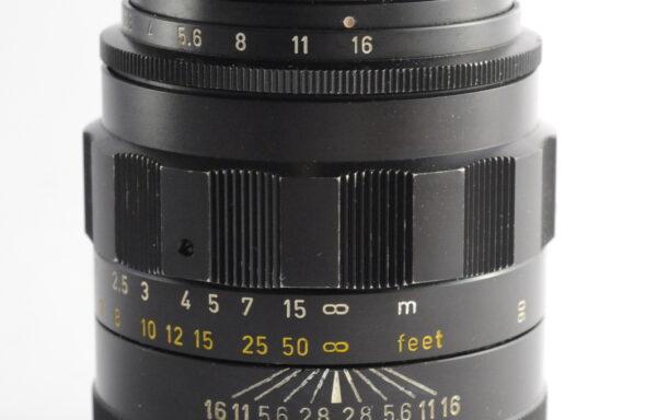 Obiettivo Leica M Tele-Elmarit 90mm f/2,8