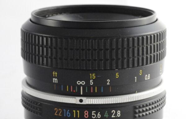Obiettivo Nikkor 35mm f/2,8