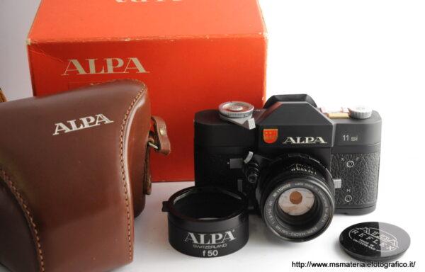 Kit Fotocamera Alpa 11 si