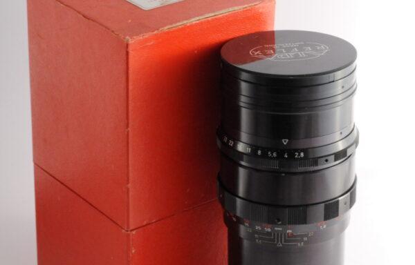 Obiettivo Kinoptik Apochromat Alpa 150mm f/2,8