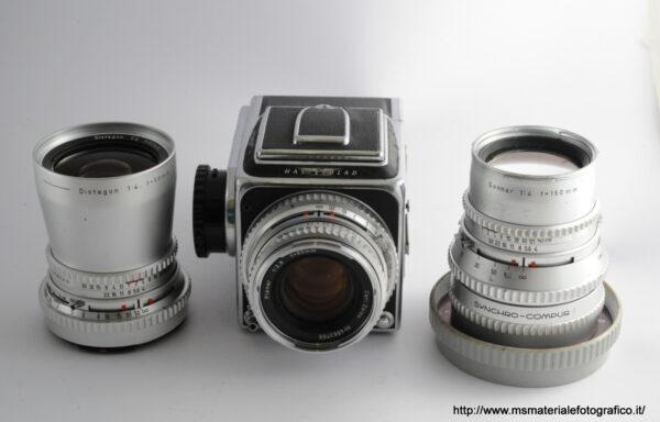 Kit Fotocamera Hasselblad 500C