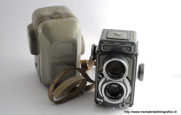 Fotocamera Rolleiflex Baby 4×4