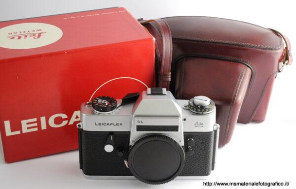 Fotocamera Leicaflex SL Silver
