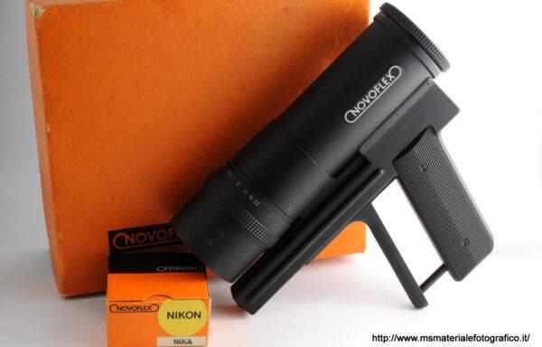 Obiettivo Novoflex 200mm f/3,8 per Nikon