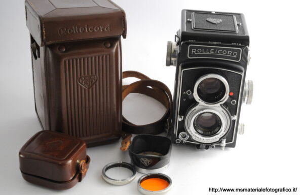 Fotocamera Rolleicord Vb