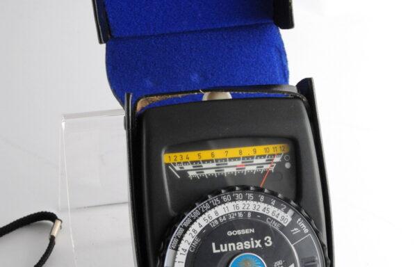 Esposimetro Lunasix 3