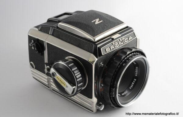 Kit Fotocamera Zenza Bronica S2A