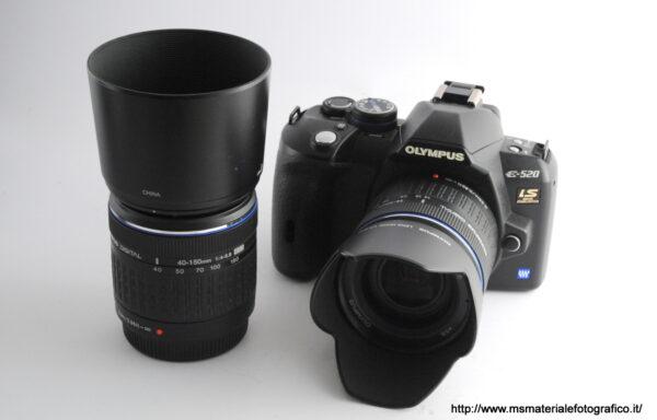 Kit Fotocamera Olympus E-520