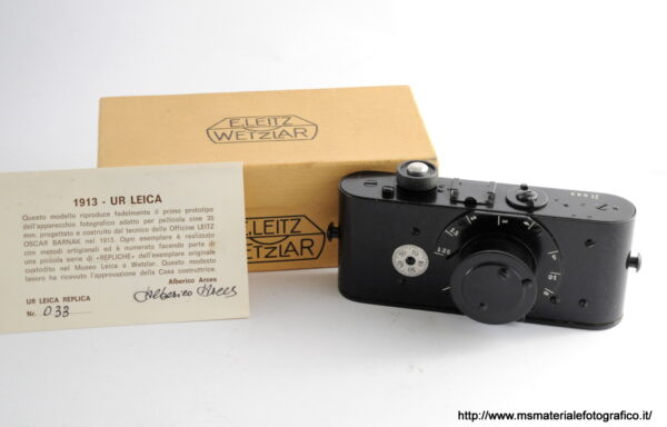 Fotocamera Leica UR Alberico Arces