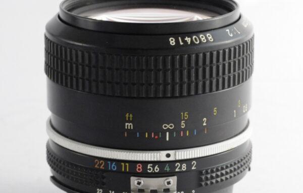 Obiettivo Nikkor AI 35mm f/2