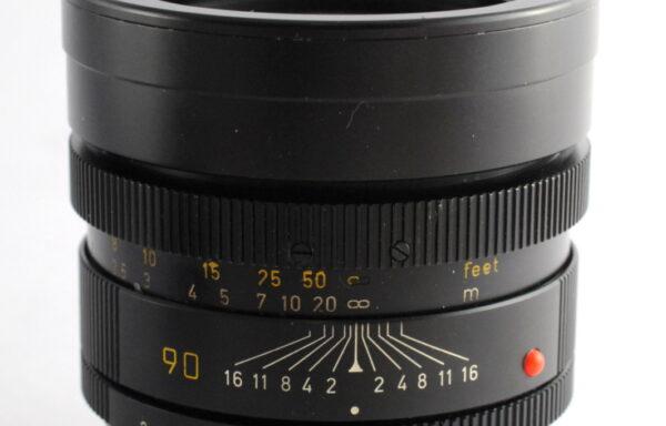 Obiettivo Leica R Summicron 90mm f/2 per Nikon