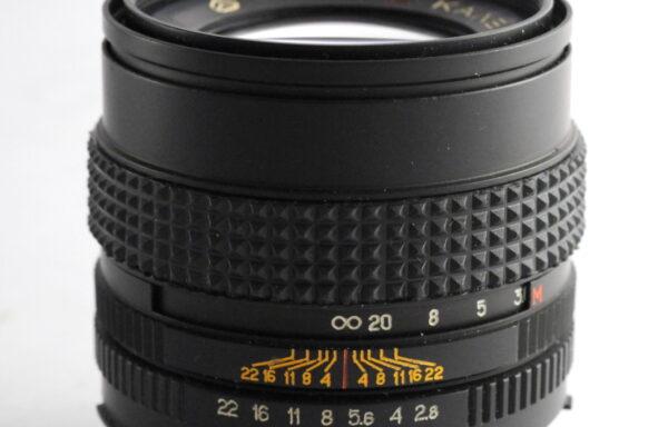 Obiettivo Kaleinar-5H 100mm f/2,8 per Nikon