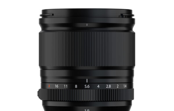 Obiettivo Fujifilm XF 18mm f/1,4 R LM WR