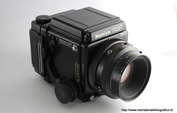 Kit Fotocamera Mamiya RZ67 Pro II