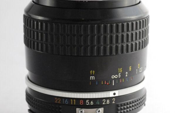 Obiettivo Nikkor AI 28mm f/2